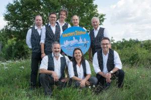 Fishermens-Dixieband beim Schoppen-Franz