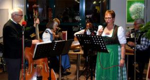 Wirtshaussingen mit der Saitenmusik am 15.03.2019